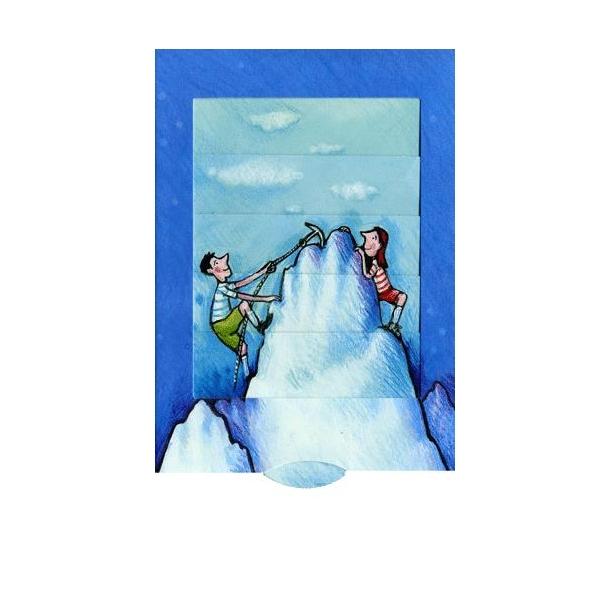 Kort - Træk ud - Bjergbestigere