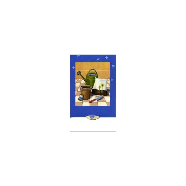 Levende postkort - Potteplante