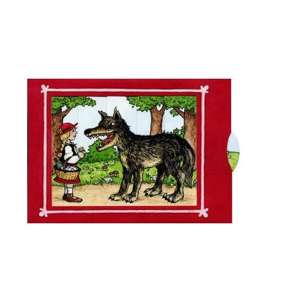 Levende postkort - Rødhætte