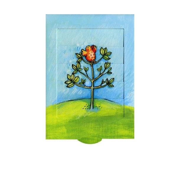 Levende postkort - Livets træ