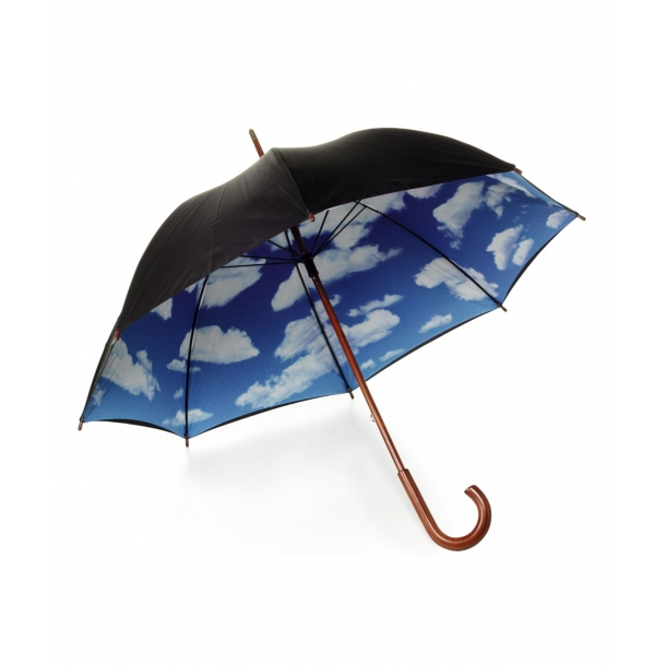 Paraply - MoMA, Blå himmel
