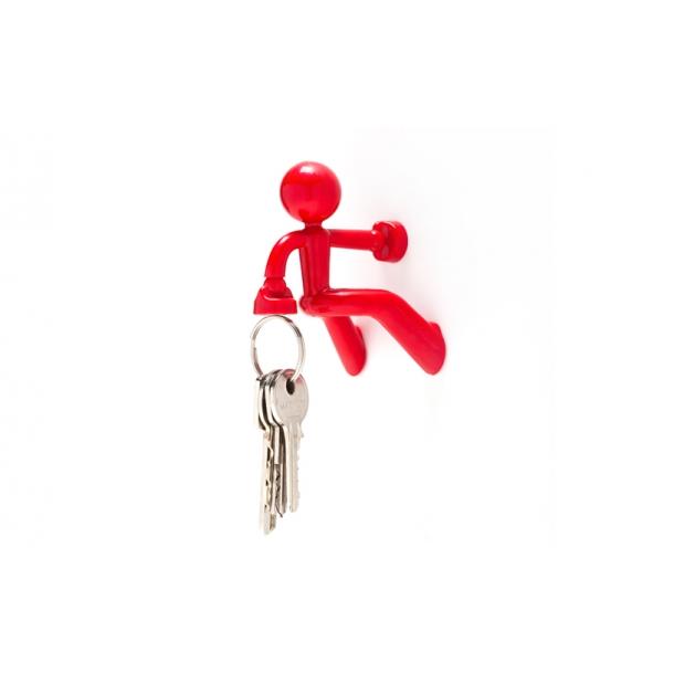 Nøglemagnet, Key Pete, rød