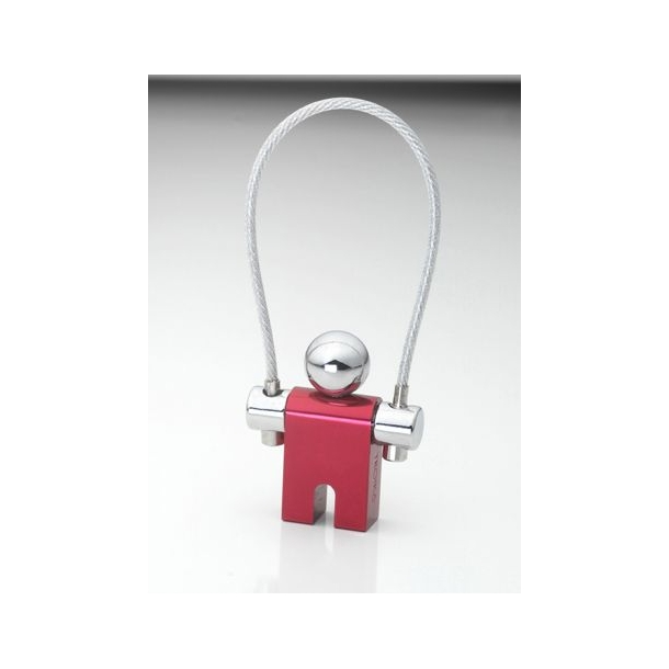 Nøglering - Jumper, rød, Troika