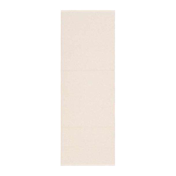 Tæppe fra Horredsmattan - Solo - Cream