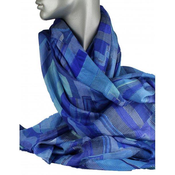 Tørklæde - 100% silke - Aperitif