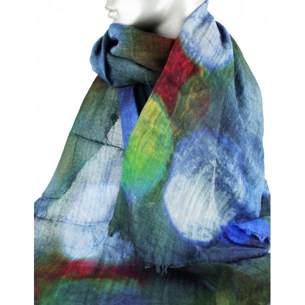Tørklæde - 100% uld - Galleria