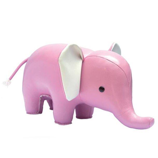 Züny - Elefant - lyserød