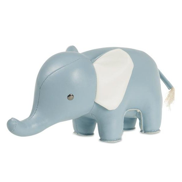Züny - Elefant - lyseblå