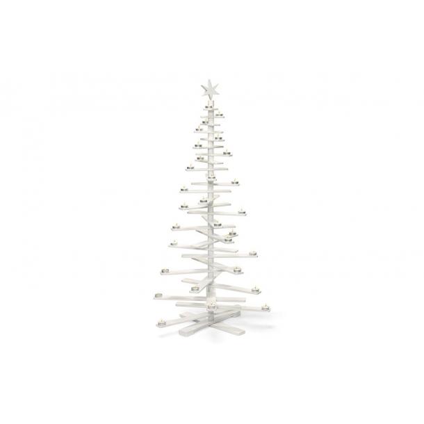 Juletræ til fyrfadslys og pynt