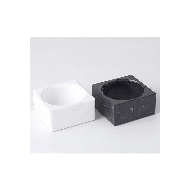 Poul Kjærholm - Bowl, marmor - sæt (udstillingsmodel)