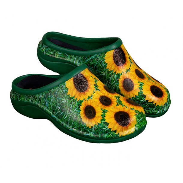 Havesko - Backdoorshoes - Sunflowers