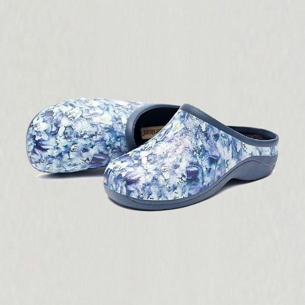 Havesko - Backdoorshoes - Bluebell - blå skilla