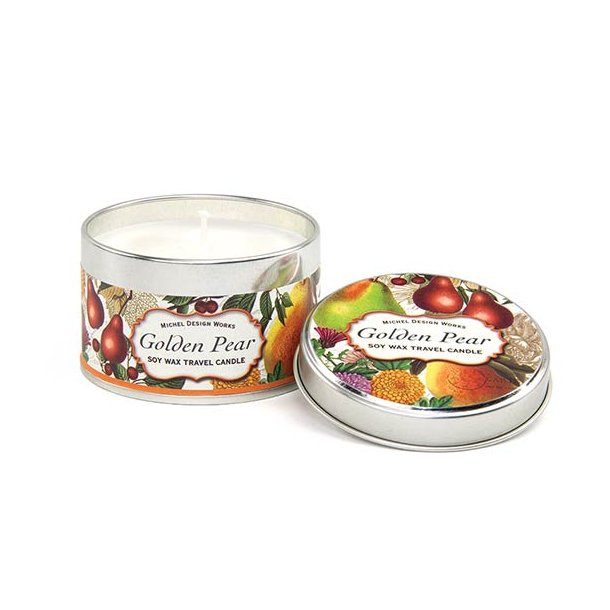 Rejselys med skøn duft - Golden Pear