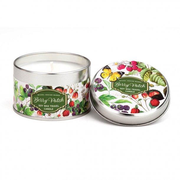 Rejselys med skøn duft - Berry Patch