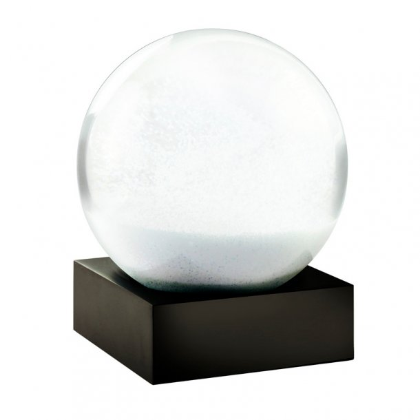 Snekugle fra CoolSnowGlobes - Snowball