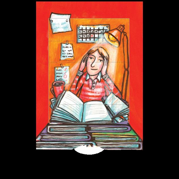 Levende postkort - Eksamens læsning