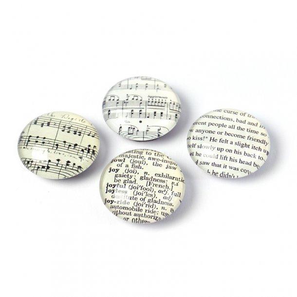 Magneter - Noder og digtning