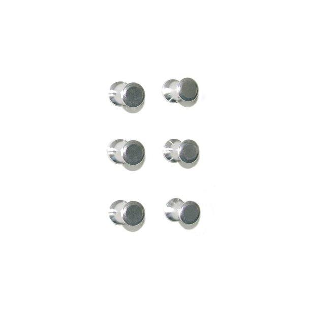 Magneter - Pin - 6 stk