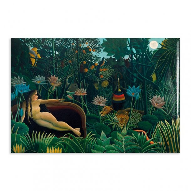 Magnet - The Dream, Henri Rousseau
