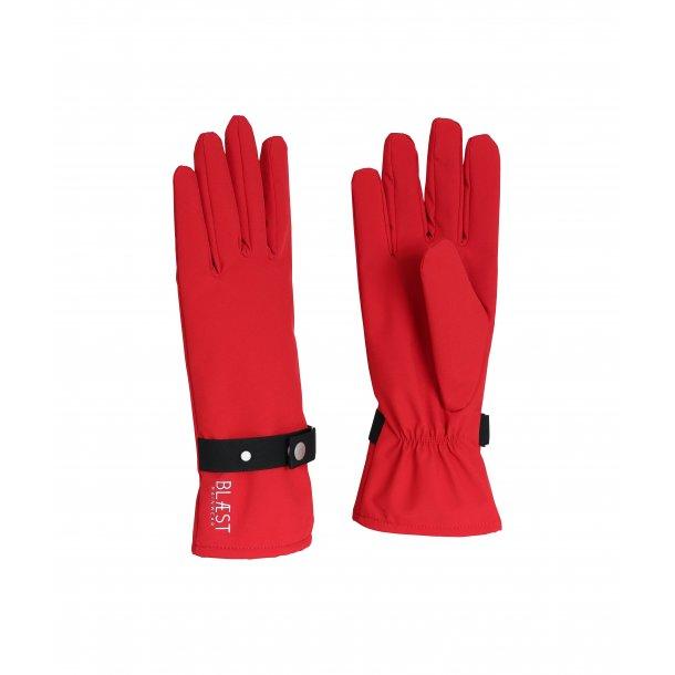 BLÆST handsker - rød