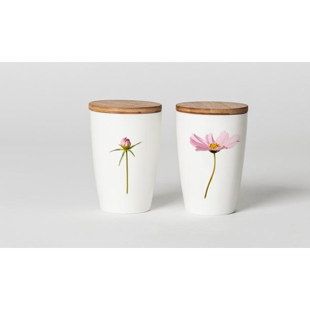 Simply Flowers - Krus med blomstermotiv - stor