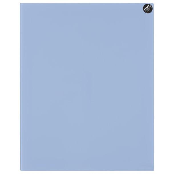 Chat Board - Eksklusiv magnetisk glastavle - Lavender