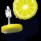 Ørestikker - Miniature frugt og grønt - Jane Hamilton