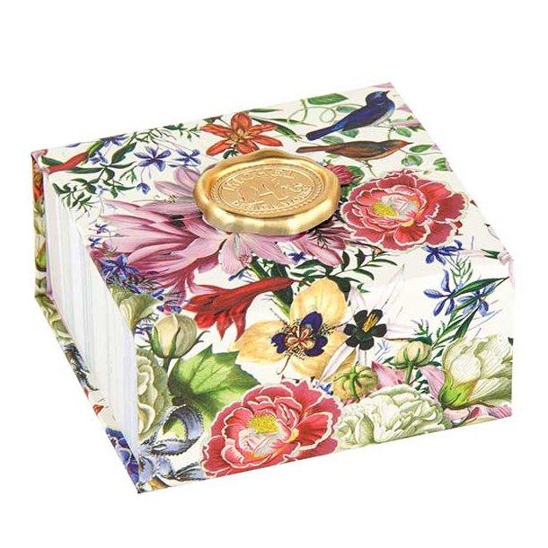 Notesblok med magnetlås - Romance