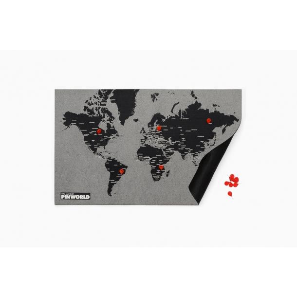 Pinworld verdenskort, lille