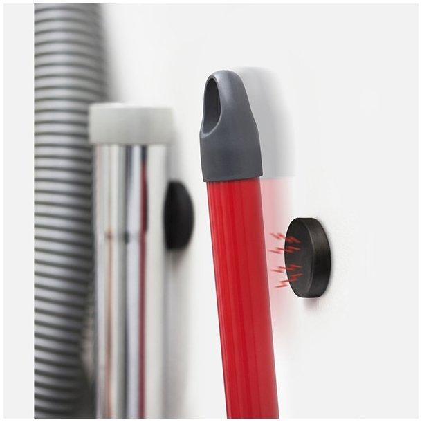 Power magnet med silikonebelægning og tapebagside