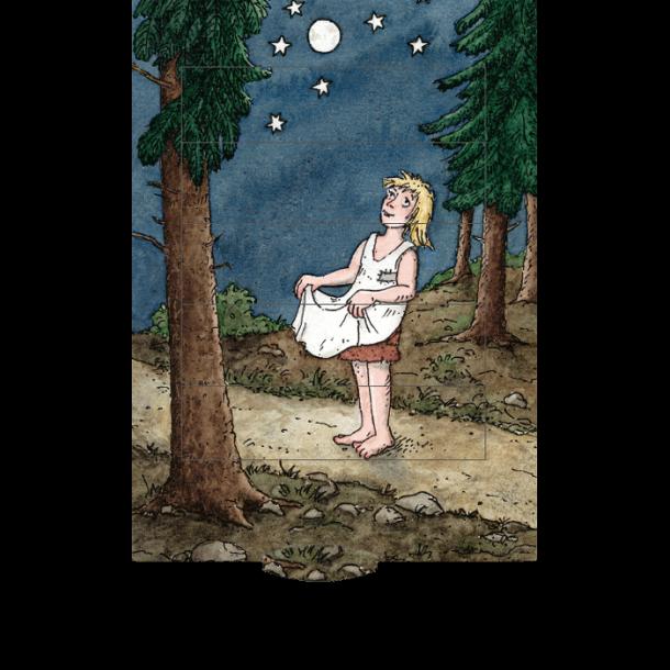 Levende postkort - Stjernedrys og pengeregn