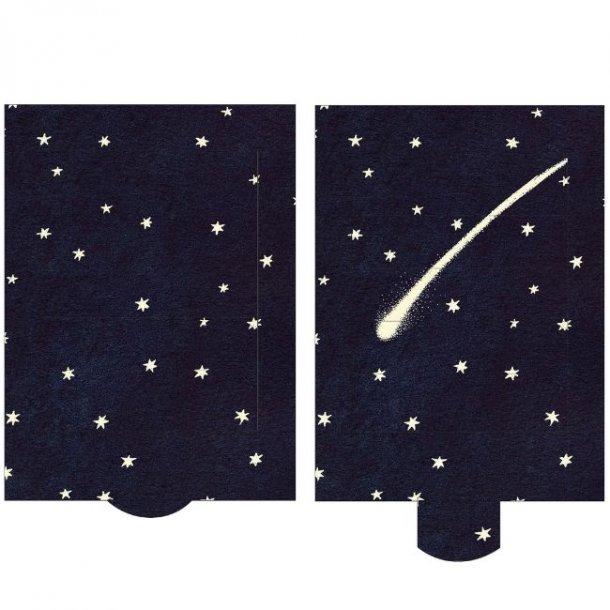 Kort - Træk ud - Stjerneskud