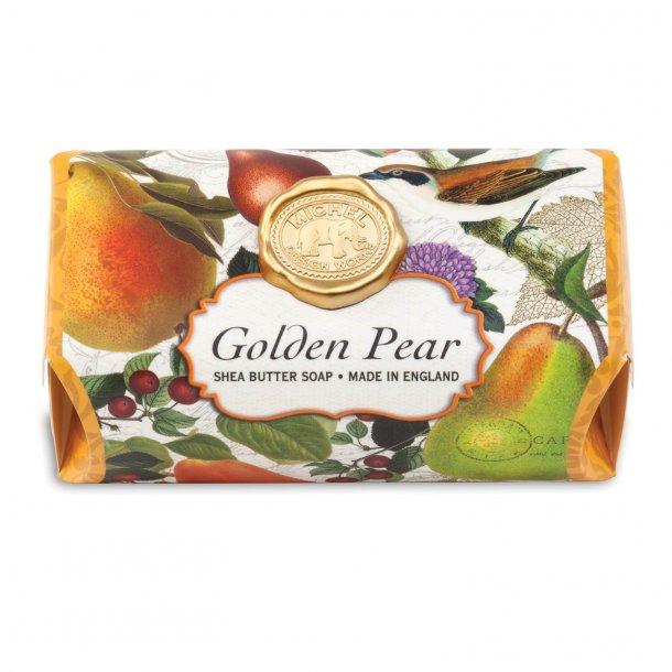 Håndsæbe med aloe - Engelsk luksus - Golden Pear