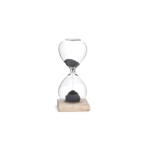 Timeglas Magnetisk sand