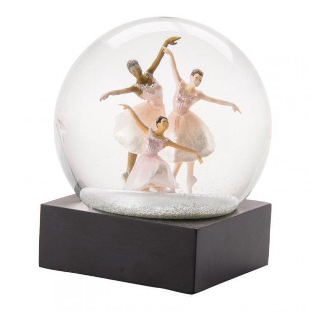 Snekugle fra CoolSnowGlobes - Three Dancers