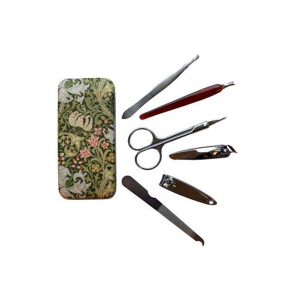 Manicuresæt - William Morris - Golden Lily