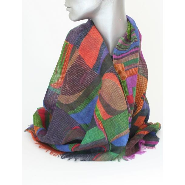 Tørklæde - 100% uld, Aperitif