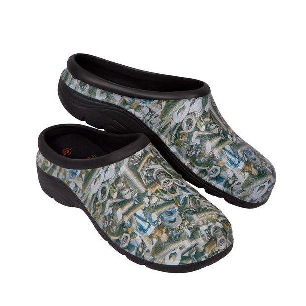 Havesko - Backdoorshoes - Skruer og bolte