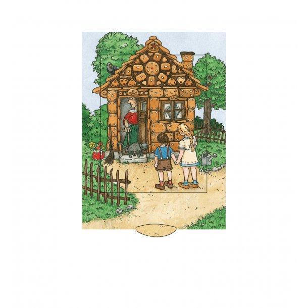 Levende postkort - Hans og Grethe