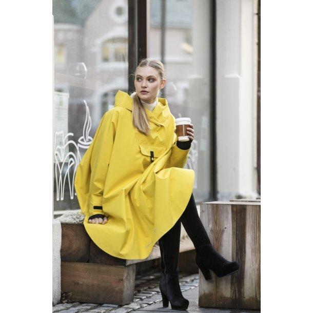 Blæst poncho - model Bergen