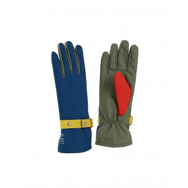 Blæst handsker - multi