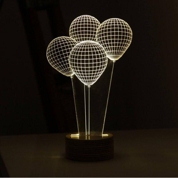 BULBING lampe - Balloner
