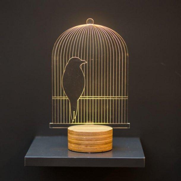 BULBING lampe - Fuglebur