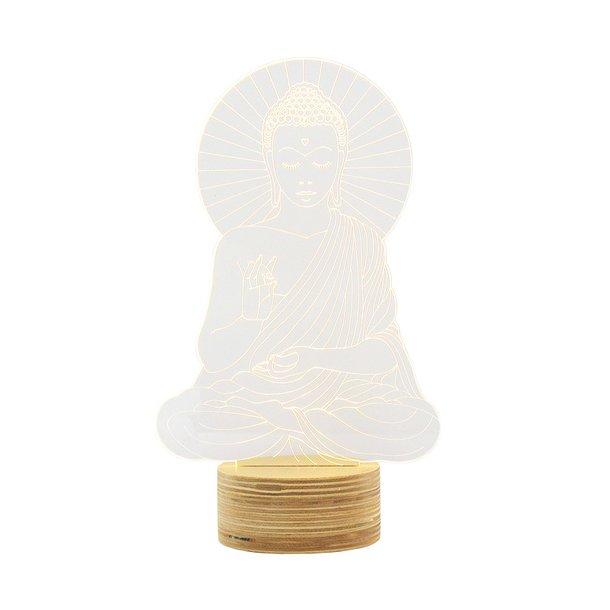 BULBING lampe - Sitting Buddha