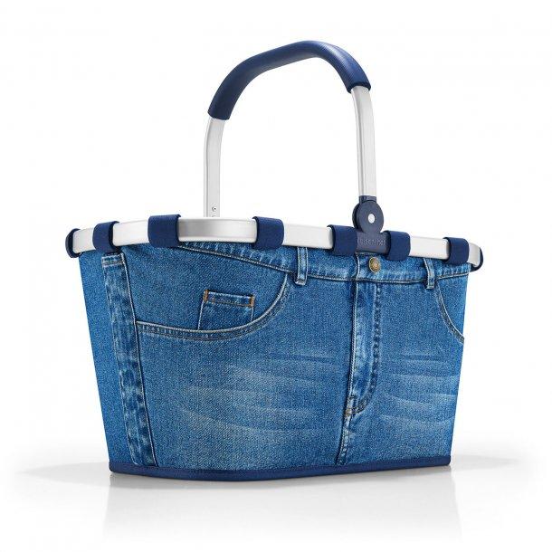 Reisenthel Carrybag, Jeans - Indkøbskurv