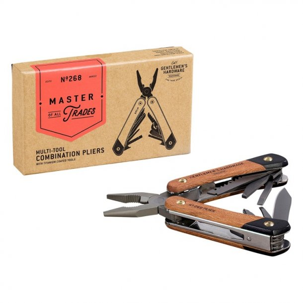 Multi Tool - Master of all trades - Gentlemens Hardware