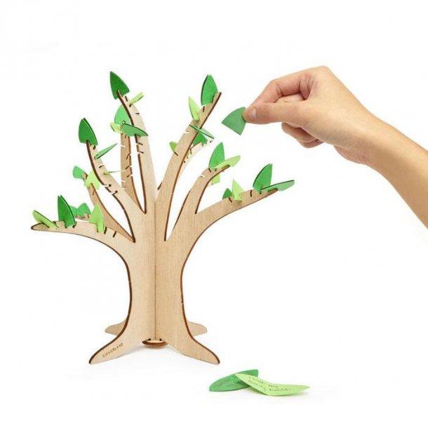 Gratitude Tree - Taknemmeligheds træ