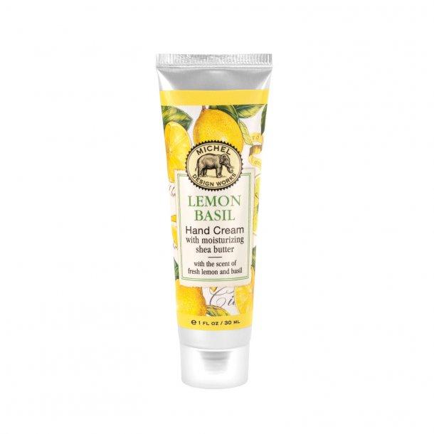 Håndcreme - Lemon Basil