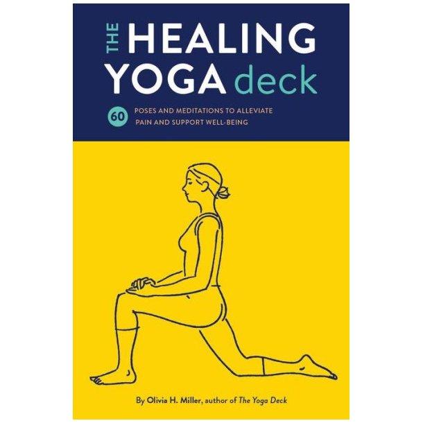 The healing yoga deck