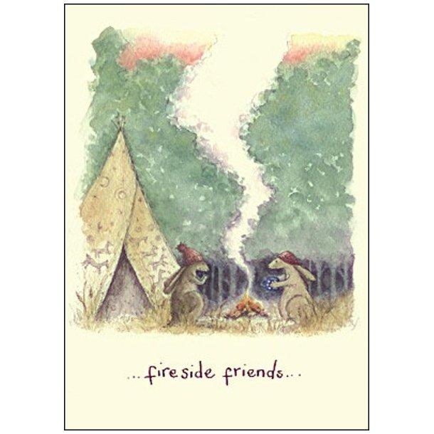 Kort - Fireside friends